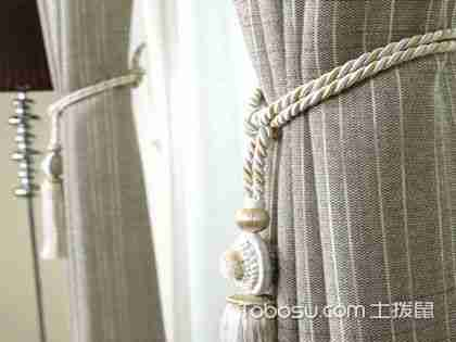 棉麻窗帘怎么样?容易褶皱只是个误区?