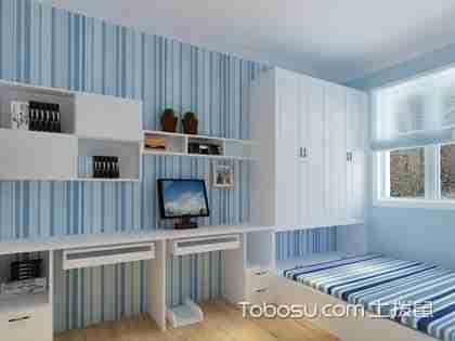 卧室书柜摆放技巧,让书香气伴你入眠