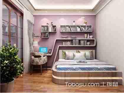 榻榻米卧室BOB体育彩票平台效果图,给你的家换一种新体验!